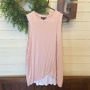 Topshop Maternity/Nursing Shirt Size 8